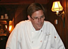 Mark Berkner at Barbera Dinner