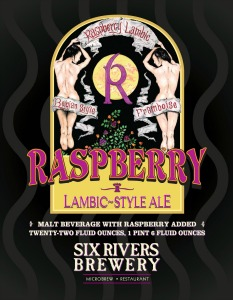Six Rivers Raspberry Lambic Picmonkey