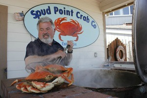 Spud Point Crab Co Picmonikey
