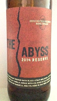 The Abyss 2014 Reserve Picmonkey