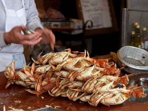 dungeness-crab-at-fishermans-wharf SMALL -in-san-francisco