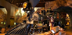 Rail Museum Links with Smithsonian