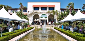 Riviera Park, site of Santa Barbara Taste of the Town