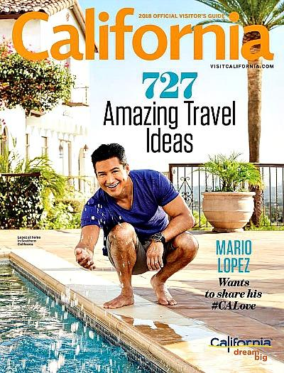 2018 CA Travel Guide cover Picmonkey