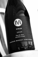 Andrew Murray Syrah bottle Picmonkey