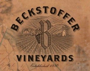 Beckstoffer label