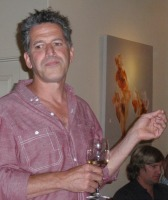 Bob Blumer with glass of wine Picmonkey