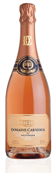Domaine Carneros Brut Rose withshadow Picmonkey