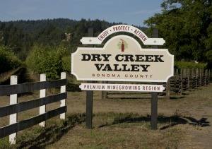 DryCreek5 Sign SMALL