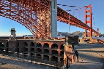 Fort Point Natl Parks Svc
