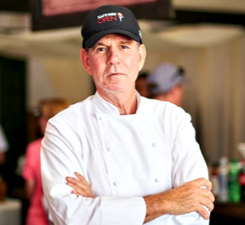 French Ly chef Thos Keller