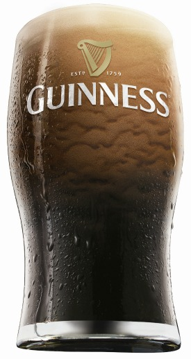 Guinness Pint Cascading HiRes SMALL