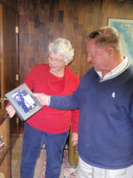 John and Gail Kautz SMALL Admire pix of salmon