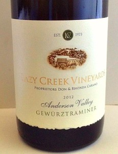 Lazy Creek Gewurz Picmonkey