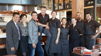 Michael Chiarello and the Coqueta Team Picmonkey