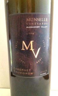Munselle Vineyards Cab S bottle Picmonkey