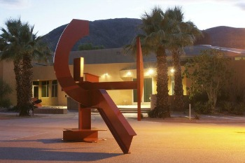 Palm Springs Art Museu in Palm Desert Picmonkey