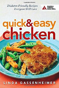 Quick Easy Chicken cover Picmonkey