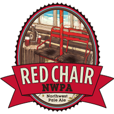 Red Chair label