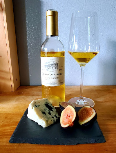 Sauternes and Blue cheese 2 Picmonkey