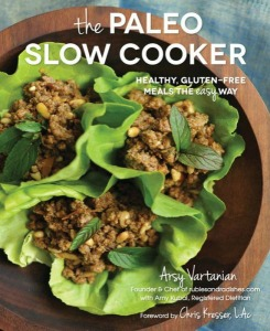 The Paleo Slow Cooker cover image Picmonkey