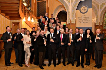 Three Wine Regions Toast at Epernay Picmonkey