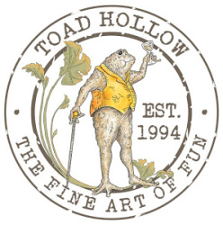 Toad Hollow Stamp Picmonkey
