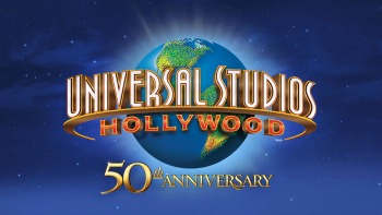 Universal Studios Hollywood 50th anniversary logo Picmonkeyh