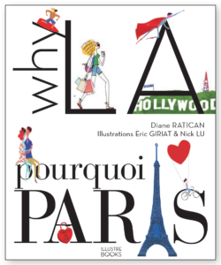 WhyLAPourquoiParis book cover