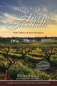 Wineries of the Sierra Foothills cover shot Picmonkey