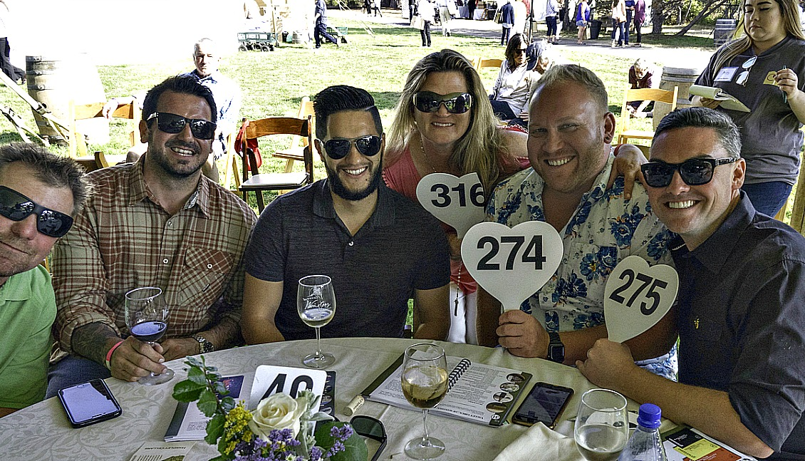 Winesong 2017 Auction table Picmonkey