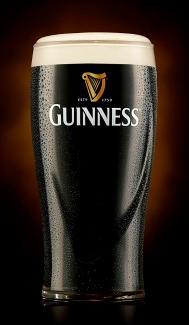 guinness draught pint Picmonkey