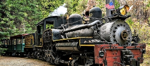 Yosemite Steam Train Opens for Fall