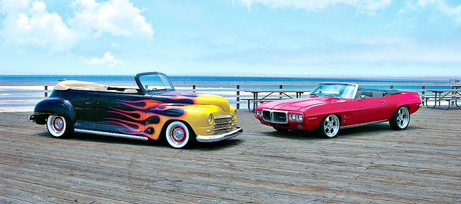 Classic Cars Cruise to Pismo Beach