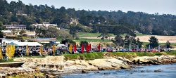 Pebble Beach Hosts Annual Concours