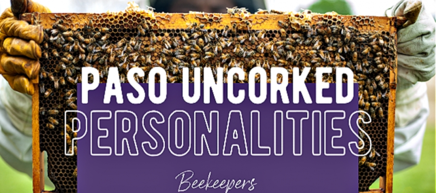 Beekeeping in Paso Wine Country