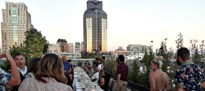 Revival Rooftop Dinner at The Sawyer
