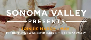 Sonoma Valley Targets Spring Visitors