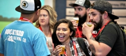Plenty of beards are n evidence at annual Craft Brewers Conference
