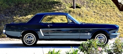 This pre-production Mustang hardtop, #00002, sets the bar for provenance and deep-dive research
