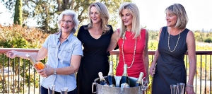 Winemaker Penn Gadd-Coster and the Sisters of Breathless Wines