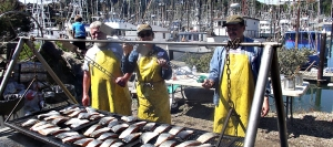 47th Annual Salmon BBQ on July 7