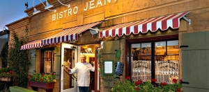 Philippe Jeanty heads what might be the most authentique French bistro you'll find in California