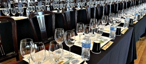 Those who've purchased advance tickets will find a seat at Zinposium tasting.