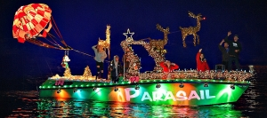 Pujols at Christmas Boat Parade