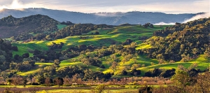 Bucolic countryside is part of the charm of Central Coast's Santa Ynez Valley