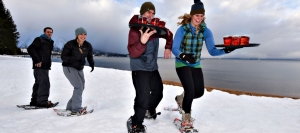 Snowshoe Races Begin at Tahoe