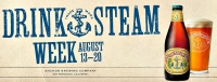 Drink Steam Week Returns