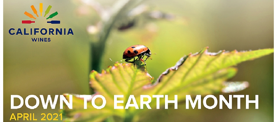 """Down to Earth Month"" in April"