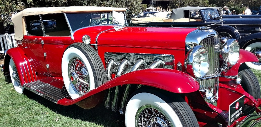A Visit to the Niello Concours d'Elegance